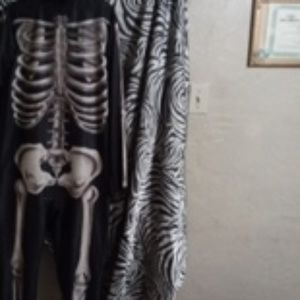 Other - Skeleton suit